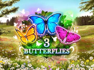 3 Butterflies Slot